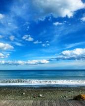 Non potrei mai immaginarmi distante dal mare... ❤