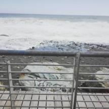 #mareggiata #estiva#utripromenade #utri.mare #utrimare #igersgenova